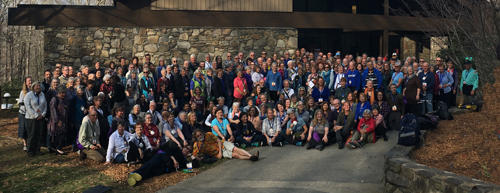 Group photo of Gathering attendees 2019